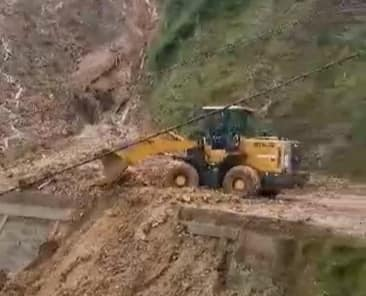 Clearing Operation in Atok Benguet 1