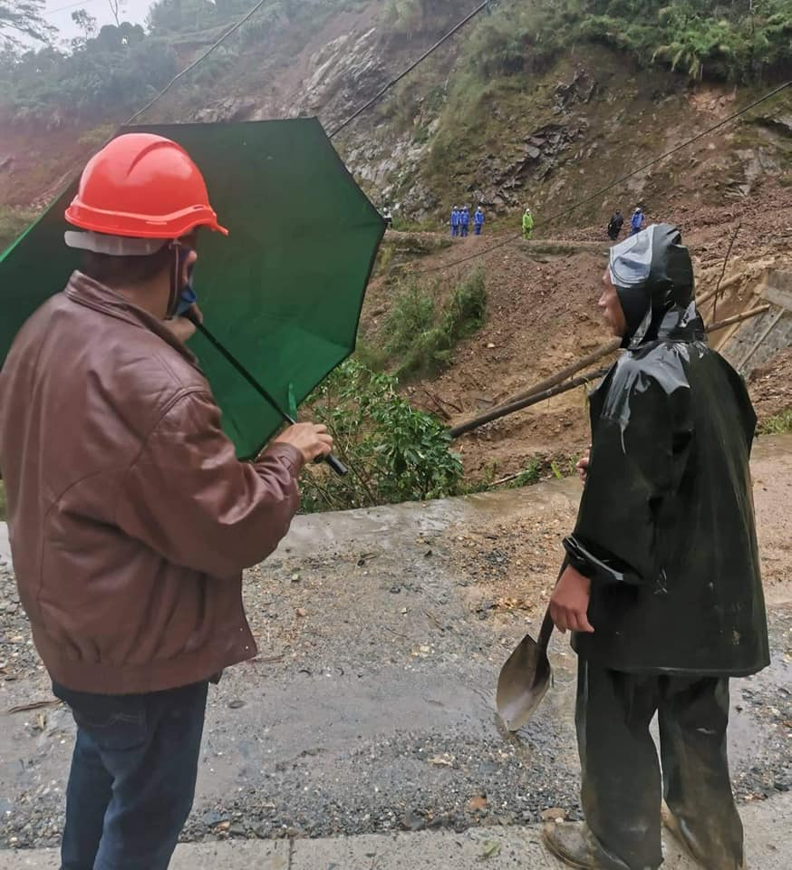 Clearing Operation in Atok Benguet 2