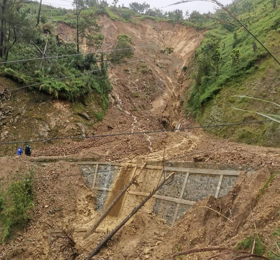Clearing Operation in Atok Benguet 3